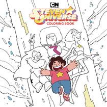 Image Steven Universe Adult Coloring Book Vol 01 SC