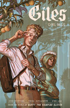 Image: Buffy the Vampire Slayer Season 11: Giles - Girl Blue Vol. 01 SC  - Dark Horse Comics