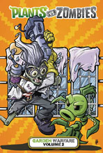 Image: Plants vs. Zombies: Garden Warfare Vol. 02 HC  - Dark Horse Comics