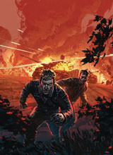 Image: World of Tanks: Citadel #3 - Dark Horse Comics