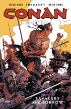 Image: Conan Omnibus Vol. 06: Savagery and Sorrow SC  - Dark Horse Comics