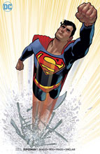 Image: Superman #1 (variant cover - Hughes) - DC Comics