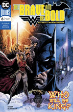 Image: Brave and the Bold: Batman and Wonder Woman #6 - DC Comics