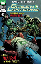 Image: Green Lanterns #51 - DC Comics