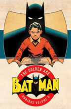 Image: Batman: The Golden Age Omnibus Vol. 06 HC  - DC Comics