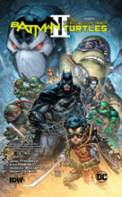 Image: Batman / Teenage Mutant Ninja Turtles II HC  - DC Comics
