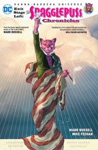 Image: Exit Stage Left: The Snagglepuss Chronicles SC  - DC Comics