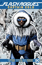 Image: Flash Rogues: Captain Cold SC  - DC Comics