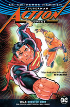 Image: Superman: Action Comics Vol. 05: Booster Shot SC  - DC Comics