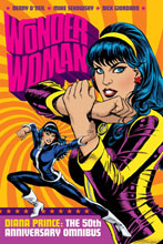 Image: Wonder Woman: Diana Prince: Celebrating the 60s Omnibus HC  - DC Comics