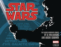 Image: Star Wars Classic Newspaper Comics Vol. 03 HC  - IDW Publishing