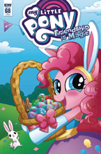 Image: My Little Pony: Friendship Is Magic #68 (incentive cover - Bellamy) (10-copy) - IDW Publishing