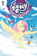 Image: My Little Pony: Ponyville Mysteries #3 (incentive cover - Babinska) (10-copy) - IDW Publishing