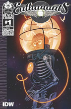 Image: Euthanauts #1 (incentive cover - Robles) (10-copy) - IDW Publishing