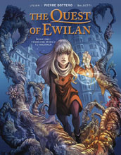 Image: Quest of Ewilan Vol. 01: From One World to Another HC  - IDW Publishing