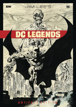 Image: Jim Lee: DC Legends Artifact Edition HC  - IDW Publishing