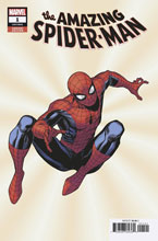 Image: Amazing Spider-Man #1 (variant cover - Cheung) - Marvel Comics