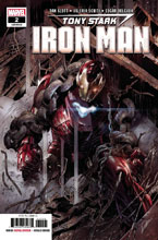 Image: Tony Stark: Iron Man #2 - Marvel Comics