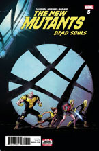 Image: New Mutants: Dead Souls #5 - Marvel Comics