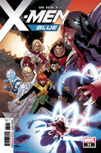 Image: X-Men Blue #31 - Marvel Comics