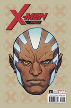 Image: X-Men Red #6 (variant Headshot cover - Charest) - Marvel Comics