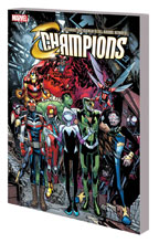 Image: Champions Vol. 03: Champion for a Day SC  - Marvel Comics