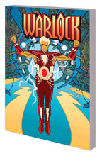 Image: Warlock: Second Coming SC  - Marvel Comics