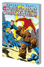 Image: Fantastic Four: The World's Greatest Comics Magazine SC  - Marvel Comics