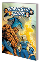 Image: Fantastic Four by Jonathan Hickman: The Complete Collection Vol. 01 SC  - Marvel Comics