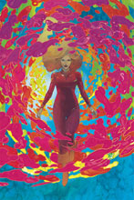 Image: Barbarella #8 (cover H incentive - Ward virgin art) (30-copy) - Dynamite