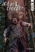 Image: Jeepers Creepers #4 (cover B - Baal) - Dynamite