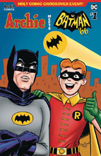 Image: Archie Meets Batman '66 #1 (cover E - Parent & Bone) - Archie Comic Publications