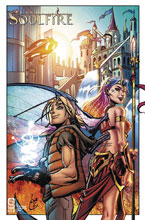 Image: Michael Turner's Soulfire Vol. 07 #1 (incentive cover - Ladjouze) (12-copy) - Aspen MLT Inc
