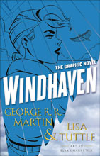 Image: Windhaven: The Graphic Novel HC  - Bantam / Spectra
