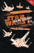 Image: Star Wars: Join the Resistance - Life Other Plans HC  - Disney Lucasfilm Press