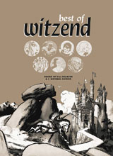 Image: Best of Witzend HC  - Fantagraphics Books