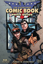 Image: Overstreet Comic Book Price Guide 48th Edition HC  (Hall of Fame cover - American Flagg) - Gemstone Publishing
