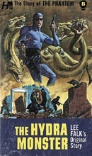 Image: Story of the Phantom Vol. 08: The Hydra Monster  - Hermes Press