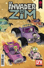 Image: Invader Zim #33 (cover B - Howard) - Oni Press Inc.
