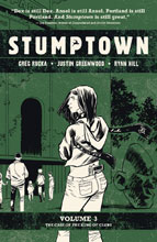 Image: Stumptown Vol. 03 SC  - Oni Press Inc.