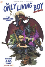 Image: Only Living Boy Omnibus HC  - Papercutz