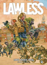 Image: Lawless Vol. 02: Long-Range War SC  - Rebellion / 2000AD