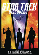 Image: Star Trek: Discovery - The Official Companion HC  - Titan Comics
