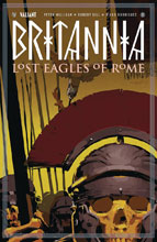 Image: Britannia: Lost Eagles of Rome #1 (cover A - Nord) - Valiant Entertainment LLC