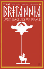 Image: Britannia: Lost Eagles of Rome #1 (cover C incentive - Mack) (20-copy) - Valiant Entertainment LLC