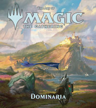 Image: Art of Magic the Gathering: Dominaria HC  - Viz LLC