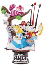 Image: Disney Dream-Select 6-Inch Statue: Alice in Wonderland  - Beast Kingdom