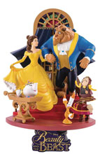 Image: Disney Dream-Select 6-Inch Statue: Beauty and the Beast  - Beast Kingdom