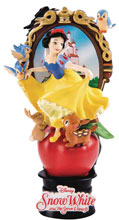 Image: Disney Dream-Select 6-Inch Statue: Snow White  - Beast Kingdom