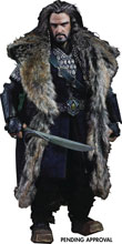 Image: The Hobbit Movie 1/6 Scale Action Figure: Thorin Oakenshield  - Asmus Toys, Inc.